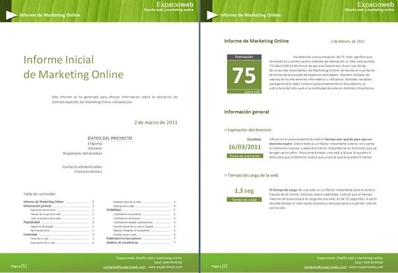 Elementos que hay que tener en cuenta a la hora de realizar la auditoría de una web