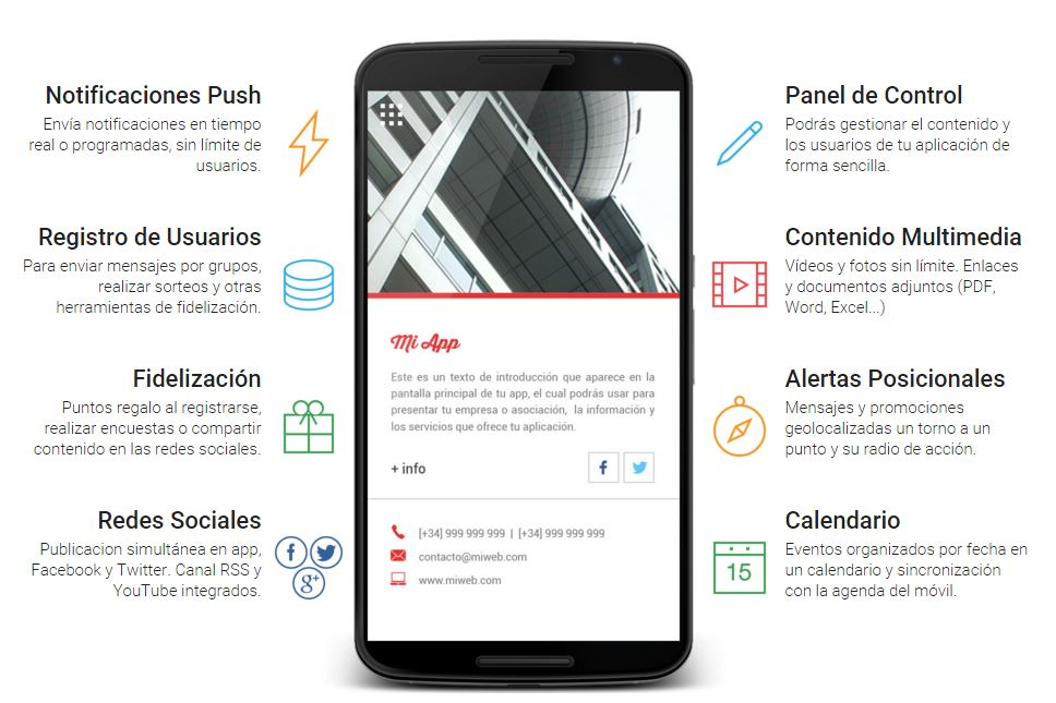 ExpacioWeb - Creación de Apps móviles